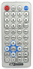 ACOUSTIC SOLUTIONS DVD REMOTE CONTROL JX-2001D DVD-222; DVD-263 BRAND NEW IN BAG