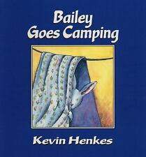 Bailey Goes Camping-ExLibrary