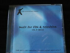 Gotee Records & Music Presents Music For Film & Television-Vol. 2 (Blue) Rare-CD