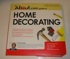 About.com Guide to Home Decorating: A Room-by-Room Guide to Creating Coral Nafie