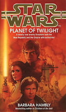 Star Wars Planet of Twilight, By ,in Used but Acceptable condition