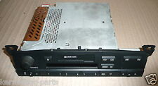 BMW E46 318 4 Door 1998 RDS RADIO CD PLAYER HEADUNIT BUSINESS