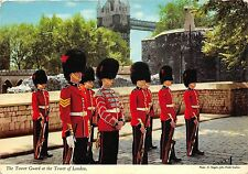 B31228 london military  the guard of tower   uk