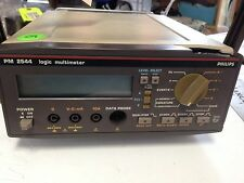USED PHILIPS PM-2544 LOGIC MULTIMETER CC