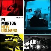 PJ MORTON - NEW ORLEANS         (2013)     CD Album