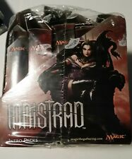 Magic the Gathering Innistrad intro packs MTG  Sealed Display BOX of 10