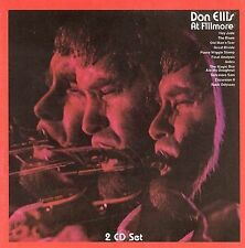 At Fillmore by Don Ellis (CD, Jul-2005, 2 Discs, Wounded Bird)