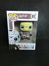 JASON VOORHEES FUNKO POP! MOVIES FRIDAY THE 13