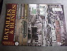 $$o Revue Batailles & Blindés N°71 Panzerwaffe  Panzerjager-Abteilung  ACG1