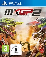 Gioco ps4 MXGP 2 the OFFICIAL MOTOCROSS VIDEOGAME PLAYSTATION 4 pacco postale