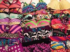 Swimwear Wholesale Lot 40 Tankini Bikini Top Bottom Junior Mixed Candies Mudd