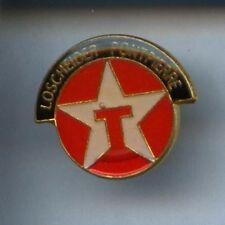 RARE PINS PIN'S .. PETROLE OIL / TEXACO PONTPIERRE  #1Y