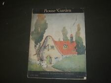 1919 JUNE THE HOUSE & GARDEN MAGAZINE - GREAT PHOTOS & ADS - ST 667