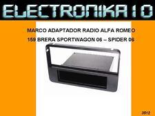 SOPORTE AUTO RADIO ALFA ROMEO  159 BRERA SPORTWAGON SPIDER 2006