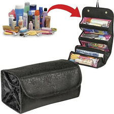 New Makeup Case Pouch Toiletry Organizer Women Multifunction Travel Cosmetic Bag