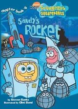 Sandy's Rocket (Turtleback School & Library Binding Edition) (SpongeBo-ExLibrary