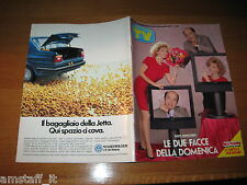 TV SORRISI E CANZONI=1987/46=ENRICA BONACCORTI=LINO BANFI=HEATHER PARISI=RAMBO 3