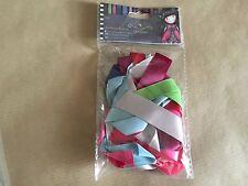 Santoro's Gorjuss Assorted Ribbon 10 Pack Craft Cards Art Scrap Booking
