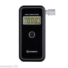 AL7000 Andatech Semiconductor Alco Breathalyser Black Breathalzer Zenith 10 tube
