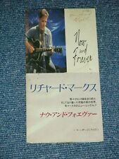 """RICHARD MARX  Japan Only 1994 Tall 3"""" CD Single NOW AND FOREVER"""