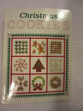 CHRISTMAS COOKIES COOKIE RECIPES BARS DROP ROLLED ETHNIC SHAPED BAKING 1986 NICE