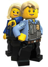 lego CITY UNDERCOVER CHARACTORS CITY PEOPLE  VINYL WALL STICKER WALL DECALS