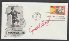 Janet Leigh, American actress, signed Talking Pictures FDC. JSA Certificate