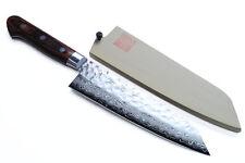 VG10 Hammered Damascus Kiritsuke 18cm Japanese Handmade Chef Knife YOSHIHIRO