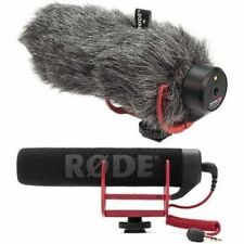 Rode VideoMic GO On-Camera Shotgun Microphone + Rode Dead Cat - IN ORIG BOX