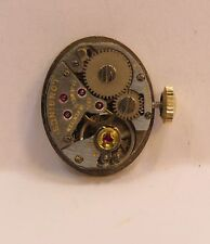 LONGINES  Cal 15L Lady watch movement 17 jewels- WINDS SETS RUNS-