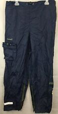 Hilfiger Athletics Men's 100% Nylon Navy Blue Pants Size Large