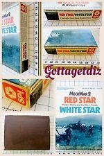 Vintage MechWar 2 Red Star/White Star  SPI  Simulation Combat Board Game  1979