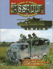 Assualt: Journal of Armored & Heliborne Warfare Volume 20 Item No. 7820