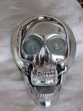 "Skull Motorcycle Headlight - Fits Bikes with 7"" Headlight"
