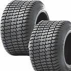 2) 15x6.00-6 15/6.00-6 Riding Lawn Mower Garden Tractor Turf TIRES P332 4ply