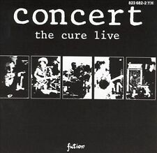 Concert: The Cure Live by The Cure (CD, Nov-1984, Universal/Polygram)