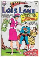 Superman's Girl Friend Lois Lane #61 (1965; vf- 7.5) 50% off price guide value