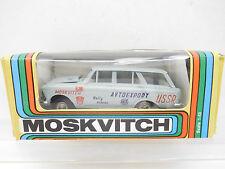 MES-52981 1:43 UDSSR Auto Moskvitsh sehr guter Zustand,mit Originalverpackung,