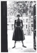 Tarjeta de arte/Postcard Art-Audrey Hepburn, decidida