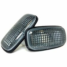 JDM Nismo Shaded Sidemarkers Side Marker Lights Genuine Fits: Nissan Silvia S15