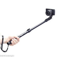 Yunteng C-188 Extendable Handheld Tripod Monopod Adapter for DSLR Cam Gopro PC51