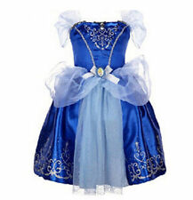 Girls Princess Dress Aurora Snow White Rapunzel Party Fancy Xmas Gift Dress New…