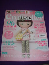 CRAFTSELLER MAGAZINE SEPT 2014 96 HANDMADES FOR YOU TO LOVE & SELL