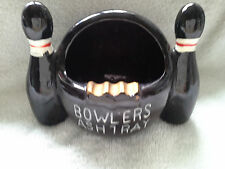 Collectible Vintage Bowlers Ashtray