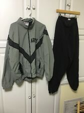 U.S Army PT Uniform Set Large Regular TRACK SUIT