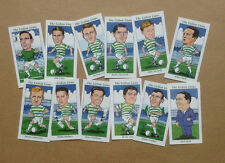 Glasgow celtic 1967 european cup winners carte set