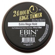 EBIN 24Hour Edge Tamer Extra Firm Hold Hair Edge Control 4oz