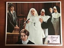 Locandina originale del film Agnes of God Columbia Pictures 1985 - E22904
