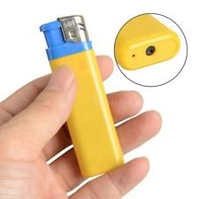Lighter Spy DVR Hidden Camera Camcorder Video Photo Recorder USB Mini DV M0BG