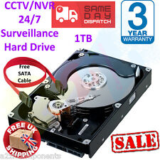 "1TB CCTV/NVR/MAC/DVR/PC SATAIII INTERNAL 3.5"" HDD HARD DISK DRIVE*****NEW*****"